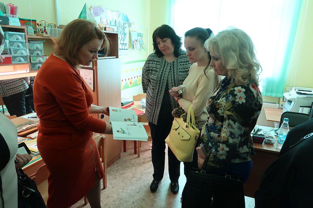 Экскурсия-семинар для специалистов работающих с детьми с РАС